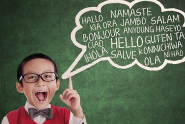 ¿A que edad pueden aprender otro idioma los niños?